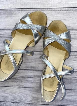 Туфли для спортивно-бальных танцев 19 см
