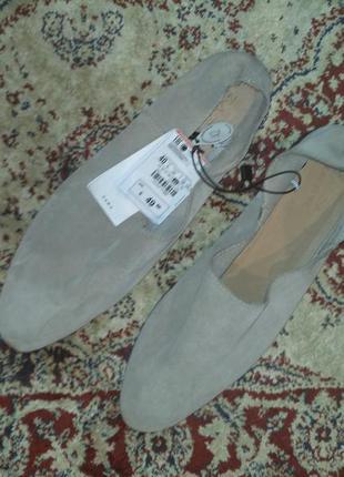 Мюлли. туфли. макасины. балетки.