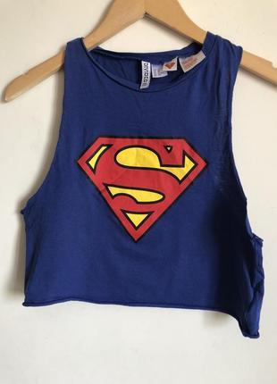 Майка h&m superman