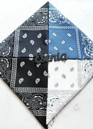 Бандана, косынка, солоха, галстук повязка на голову