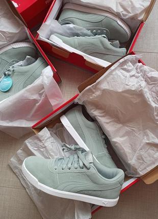 Кросівки жіночі кроссовки замш натуральний жіночі кросівки оригінал кроссовки женские сша puma
