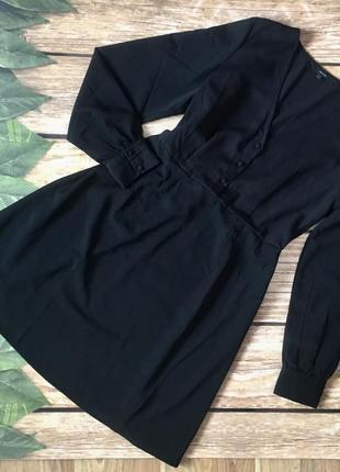 Платье чёрное на все случаи
