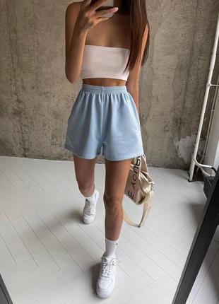 Женские шорты с завышенной талией 💣💣💣