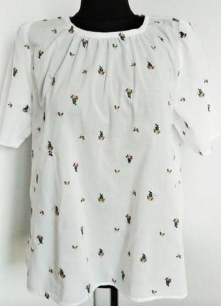Блуза 100%хлопок