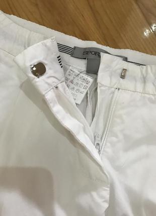 Легкие летние штаны от sportmax(maxmara)