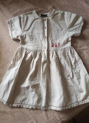 Платье galipette 5t 110см