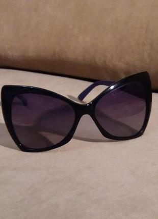 Солнцезащитные очки-бабочки сонцезахисні окуляри