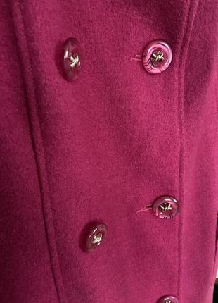 Кашемірове пальто burberry