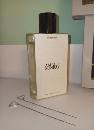 Zara amalfi sunray парфуми