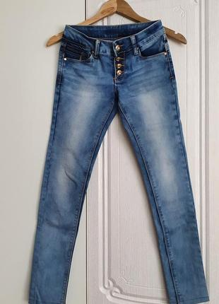Стильные джинсы 25 размер турция