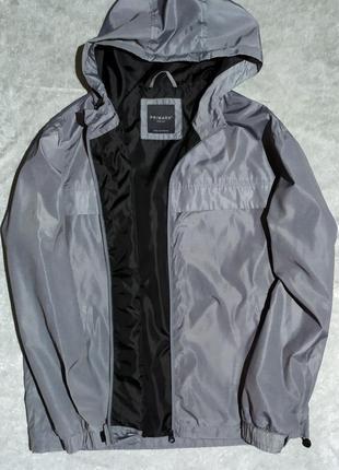 Куртка дождевик primark мужской м легкая, компактная