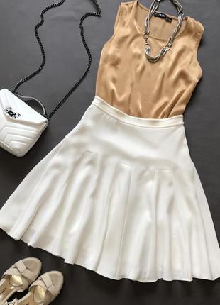 Шикарная юбка дорогого бренда karen millen