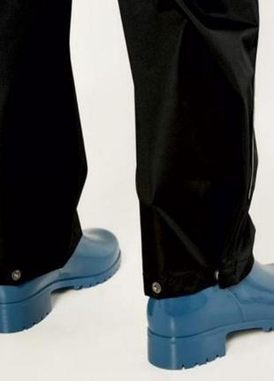 Костюм дождевик для девочки водонепроницаемый от crivit .9 фото