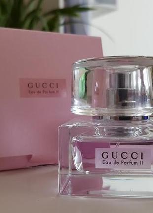 75 мл парфюмированная вода gucci eau de parfum ii gucci , оригинал