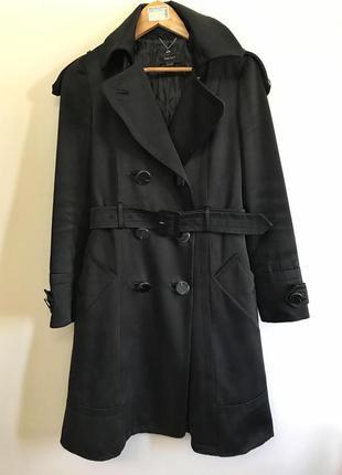 Пальто mango демисезонное