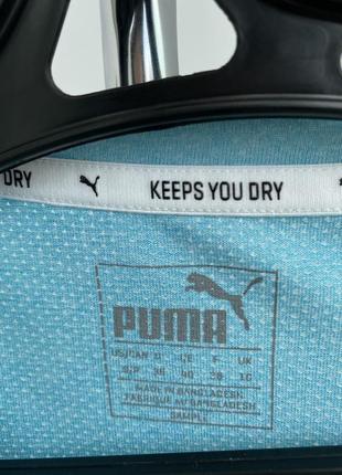 Футболка puma спортивная футболочка для спорта с логотипом оригинал5 фото