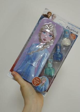 Набор детской косметики принцесса эльза