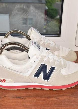 New balance 574 женские летние кроссовки ньюбеланс
