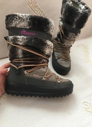 Зимние сапожки зимова взуття дудики