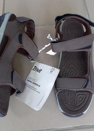 Мужские сандалии 41,45 в наличии