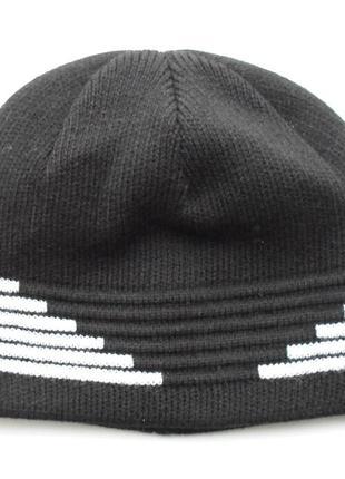 Размер 54-56см зимняя двойная вязанная шапка талви, украина