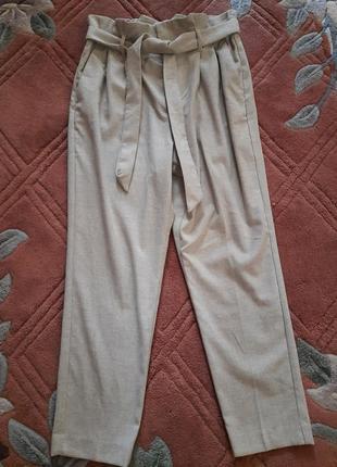 Брюки, штаны нарядные новые 14/42 размера  h$m