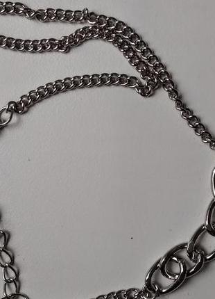 Оригинальная цепочка с крестиком