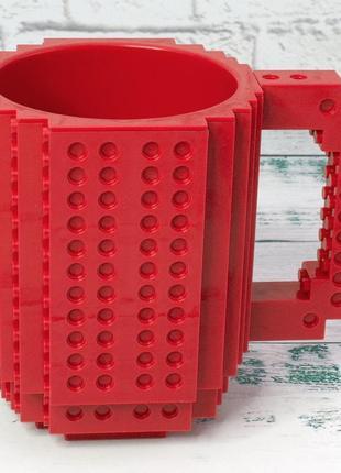 Кружка чашка конструктор лего