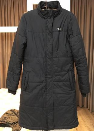 Фирменное женское пальто осень -зима, теплое и уютное