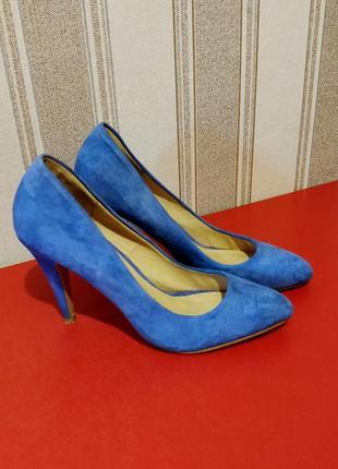 Распродажа !!! женские замшевые туфли бренд aldo
