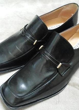 Туфли кожаные муж 44р.roland cartier.next англии