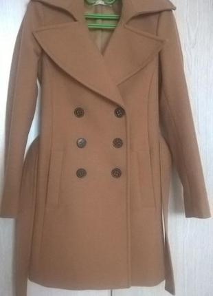 Фірмове,італійське пальто stefanel p.xs