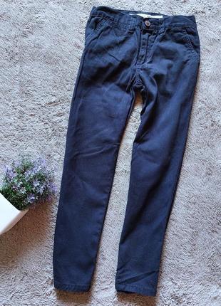 Классические штаны-джинсы для мальчика