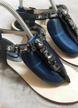 Босоножки ,сандали кожаные жен.38р.next вьетнам