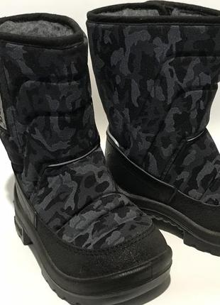 Kuoma валенки зимние детские ботинки сапоги