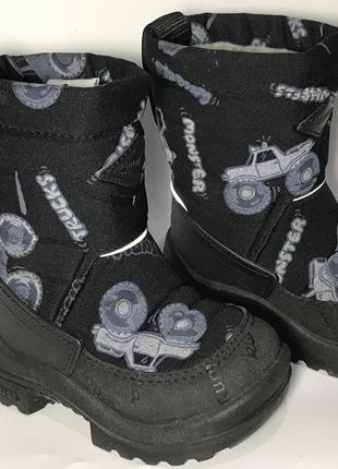 Kuoma зимние десткие сапоги валенки ботинки