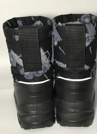 Kuoma зимние десткие сапоги валенки ботинки5