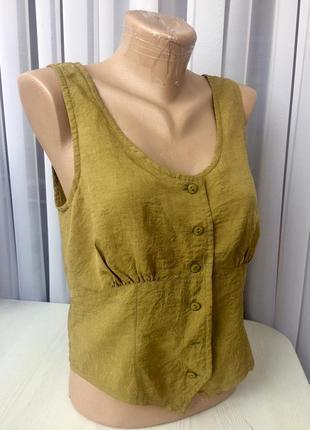 Жилетка/блуза