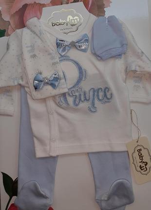 💖 хлопковый наборчик для малыша)