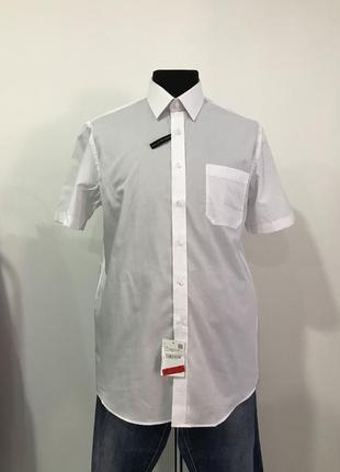 Рубашка l 41/42 c&a canda regular fit