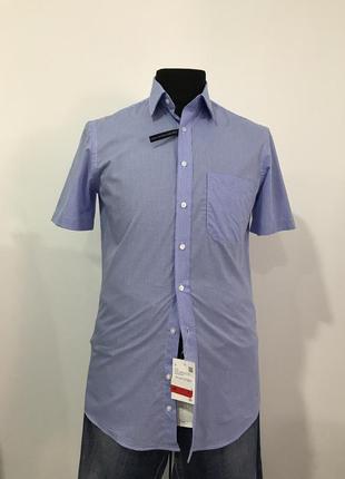 Рубашка s 37/38 c&a canda rugular fit
