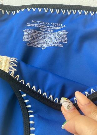 Плавки victoria's secret s, оригинал.3 фото