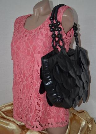 Красивая, стильная, интересная , классическая сумка graceland