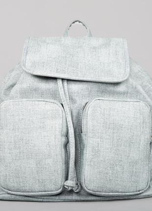 Стильная сумка рюкзак carpisa. экокожа