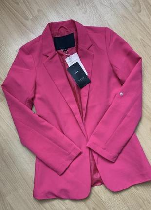 Піджак рожевий