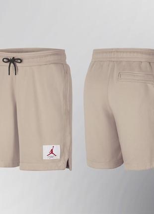 Шикарные мужские трикотажные шорты nike air jordan с карманами найк