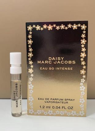 Marc jacobs daisy eau so intense пробник