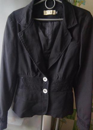 Школьный пиджак форма для девочки , блейзер