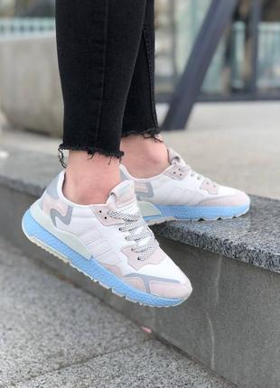 Adidas nite jogger кроссовки