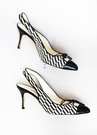 Красивенные туфли manolo blahnik